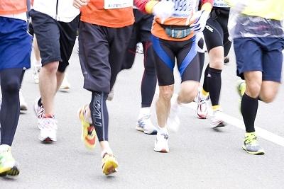 marathon foot injury